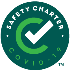 Covid19 Safety Charter Mark awarded to hotels with safe measures in place and training